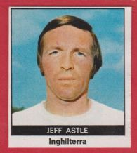 England Jeff Astle West Bromwich Albion